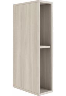 Nicho Vertical De Parede Ipnv-15 Belíssima Plus Saara Wood - Itatiaia