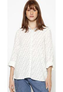 Camisa Flechas- Branca & Pretahering