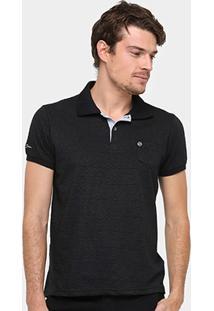 Camisa Polo Local Poá Masculina - Masculino