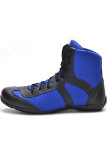 Tênis Dr Shoes Fitness Azul