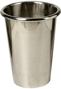 Vaso Decorativo De Metal Ash