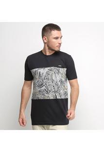 Camiseta Nicoboco Especial Slim Fit Blaine Masculina - Masculino