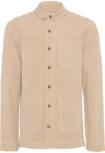Jaqueta Masculina E-Fabrics Overcoat Deep - Bege
