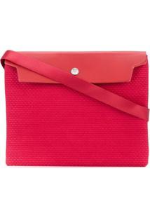 Cabas Bolsa Tiracolo - Vermelho