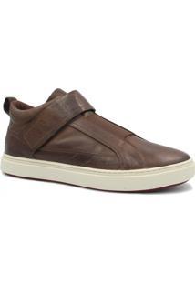 Sapatênis Zariff Shoes Em Couro