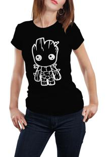 Camiseta Hunter Groot Preta