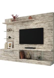 Estante Home Theater Para Tv Até 60 Pol. Allure Aspen - Hb Móveis