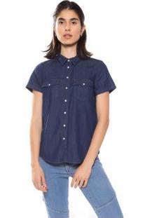 Camisa Jeans Larissa Levi'S Women'S - Azul