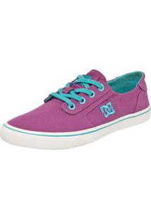 Tênis Dc Shoes Gatsby Roxo/Azul
