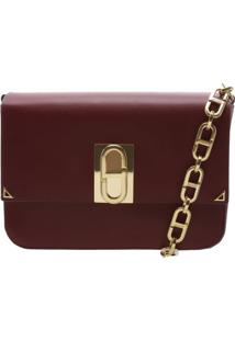 Crossbody Blue Bag Premium Cabernet | Schutz