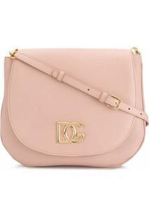 Dolce & Gabbana Bolsa Tiracolo D&G Millennials - Rosa