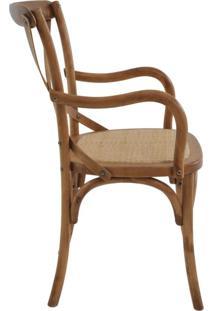 Cadeira Katrina Com Braço Bétula