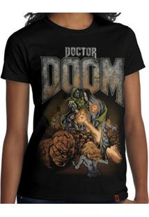 Camiseta Doctor Doom