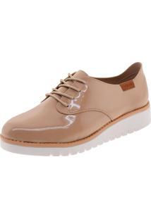 Sapato Feminino Oxford Beira Rio - 4174319 Bege 01 39