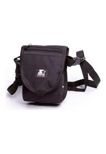 Bolsa Starter Shoulder Bag Preta