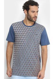 Camiseta Mcd Especial Escher Masculina - Masculino