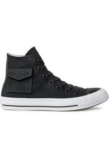 Tênis Converse All Star Chuck Taylor Hi Preto Ct13870001 - Kanui
