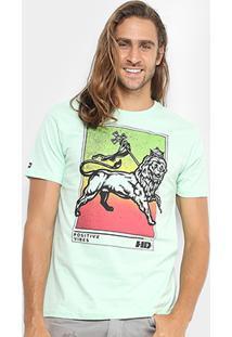Camiseta Hd Est Lion Of Judah Masculina - Masculino