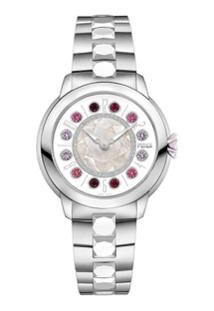 2e57c37885a ... Fendi Fendi Ishine Watch - Branco