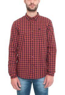 f65016a3 Camisa Slim Timberland masculina | Moda Sem Censura