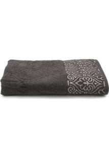 Toalha De Banho Karsten Gigante Helena Carbono 86 X 150