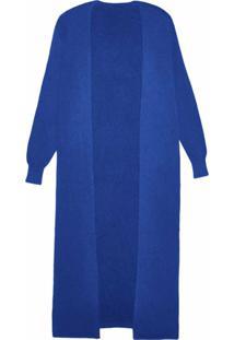Apparis Cardigan De Tricô - Azul