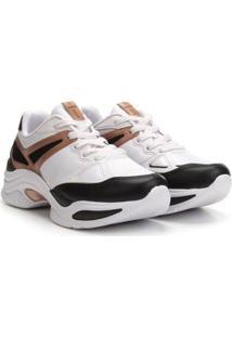 Tênis Azaleia Chunky Sneaker Feminino - Feminino