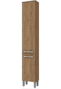 Paneleiro Simples 2 Portas 35 Cm Space Rústico - Henn