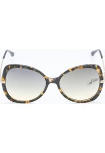 Óculos De Sol Jimmy Choo Jch-Cruz/G/S-Sol Feminino