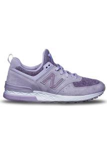 Tênis New Balance 574 Sport Feminino - Feminino