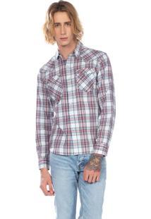 Camisa Levi'S® Classic Wetern - M