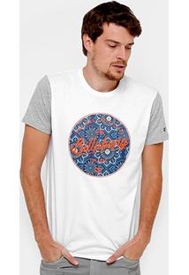Camiseta Billabong Team Masculina - Masculino