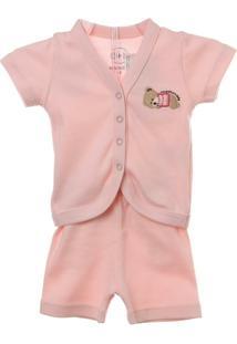 Pijama Mc/Short - Feminino
