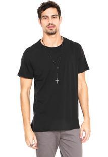 Camiseta Reserva Long Leve Preto