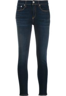 Rag & Bone Calça Jeans Skinny Cate - Azul