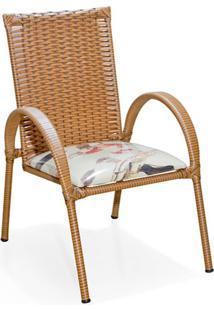 Cadeira Giovana Marrom Iii