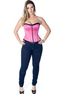 Corselet Yasmin Lingerie Pink