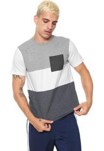 Camiseta Fiveblu Lisa Off-White