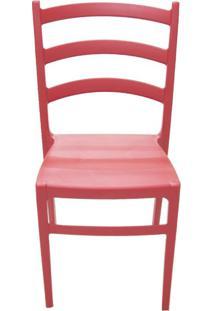 Cadeira Nadia Vermelha