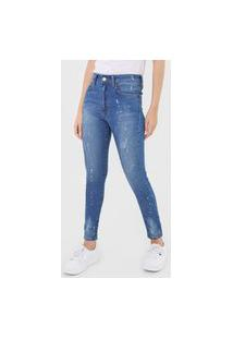 Calça Jeans John John Skinny Toledo Azul
