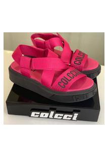 Sandália Agatha Colcci Colcci Pink