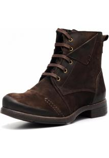 Bota Brothers Shoes Casual Marrom