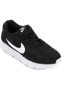 Tênis Nike Delfine Feminino - Feminino-Preto+Branco