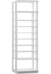 Guarda-Roupa Closet Prateleiras Clothes Branco
