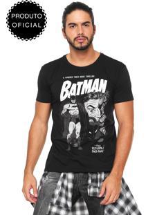 Camiseta Bandup! Batman Preta
