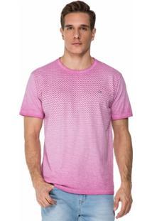 Camiseta Ogochi Quadriculada - Masculino