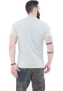 Camiseta Joss Premium Surf Flowers - Masculino