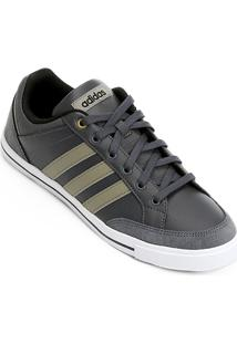Tênis Couro Adidas Cacity Masculino - Masculino