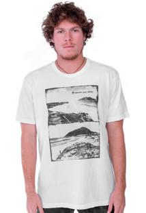 Camiseta Kimarra Ingleses Branca