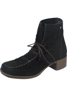 Bota S2 Shoes Nobuck Preto